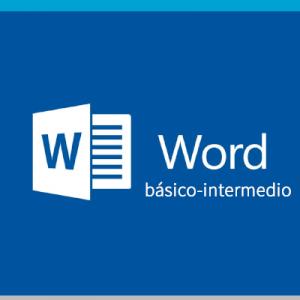 curso word basico intermedio online