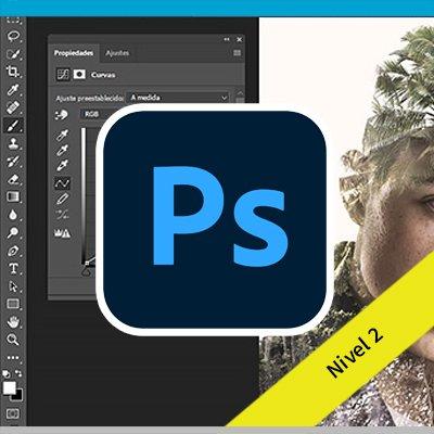 Curso de Adobe Photoshop Online: Avanzado (Nivel II)